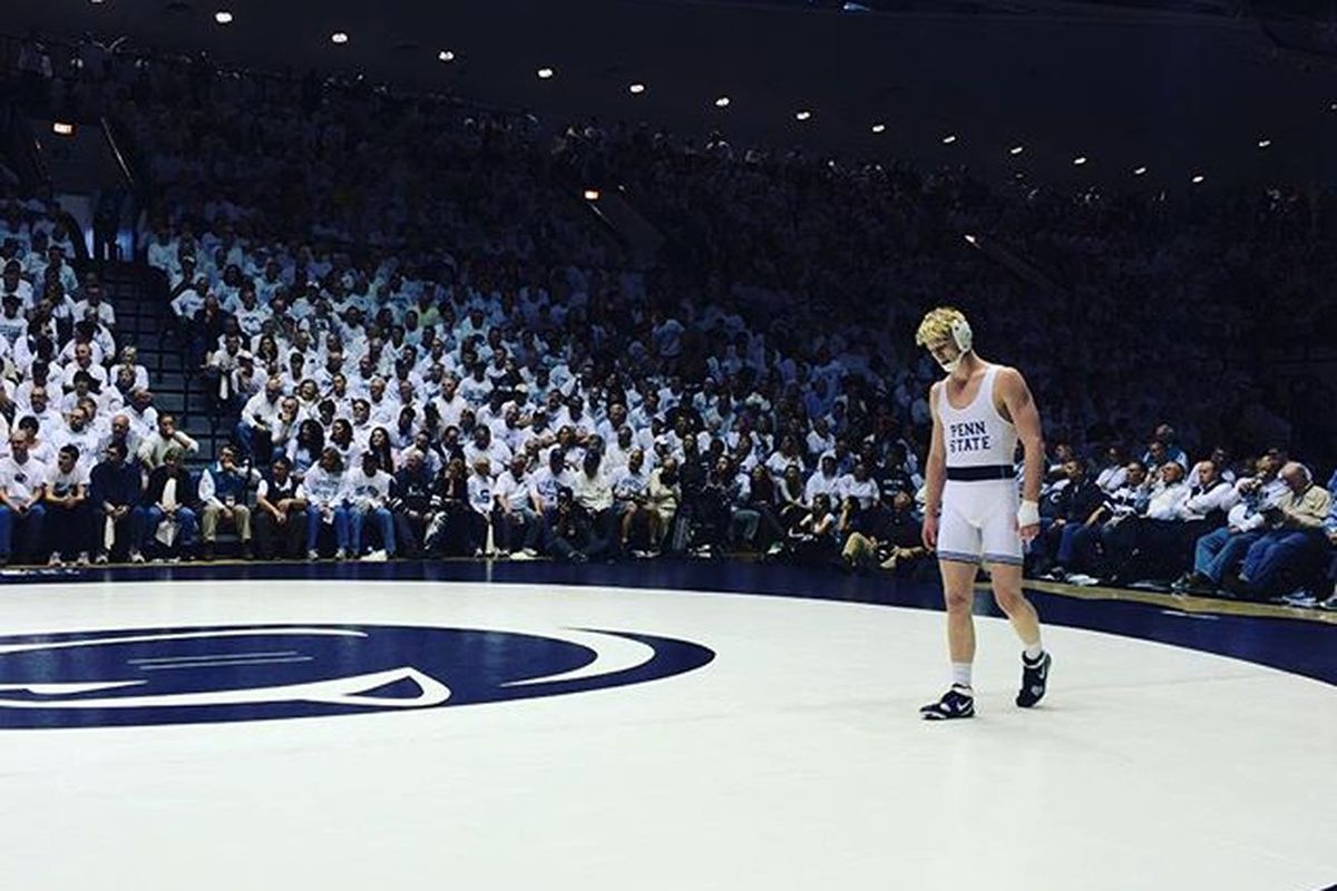 Penn State Wrestling Weekly All Decade Team   Black Shoe Diaries 1200x800
