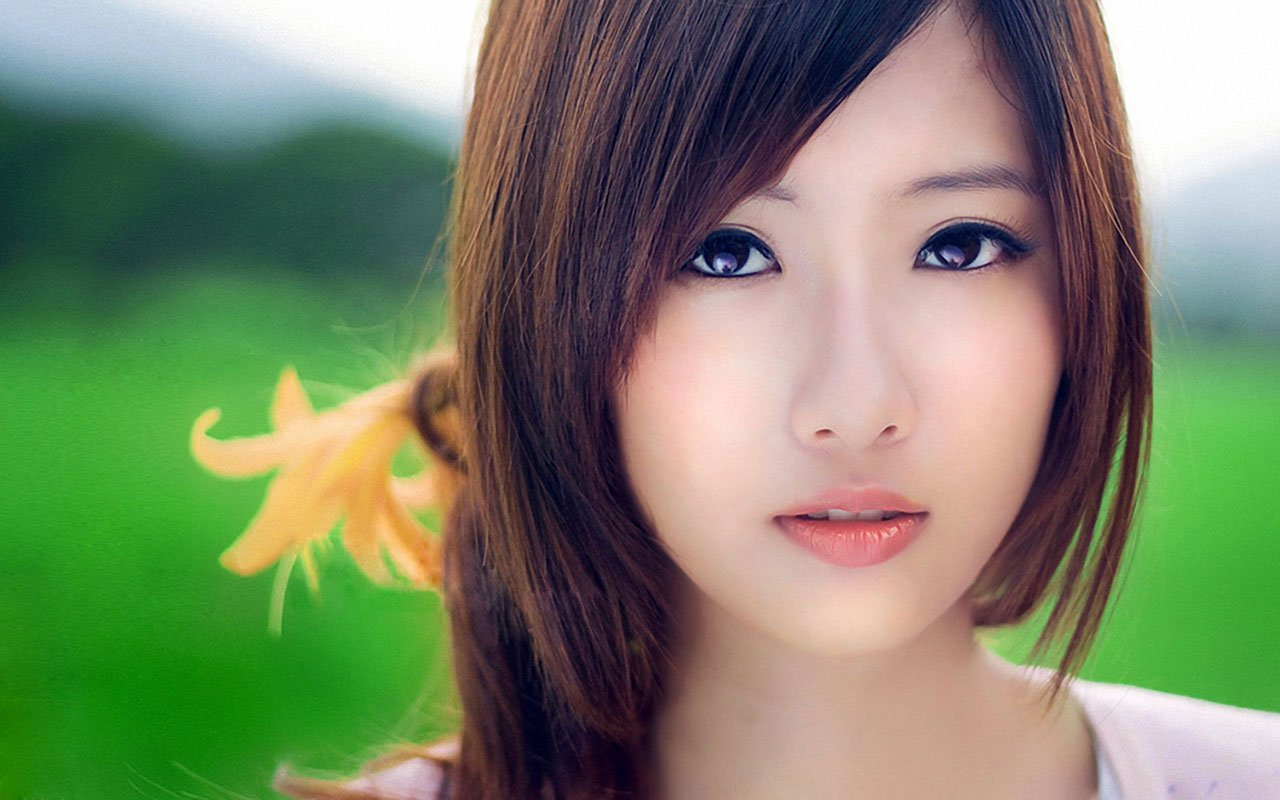 wallpaper Chinese Girls Wallpapers   download wallpapers 1280x800