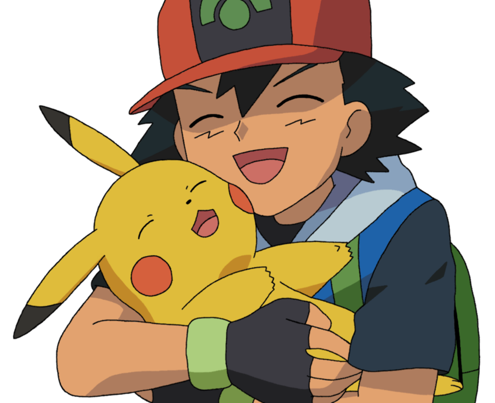 Ash and Pikachu 15 by Yodapee 991x807