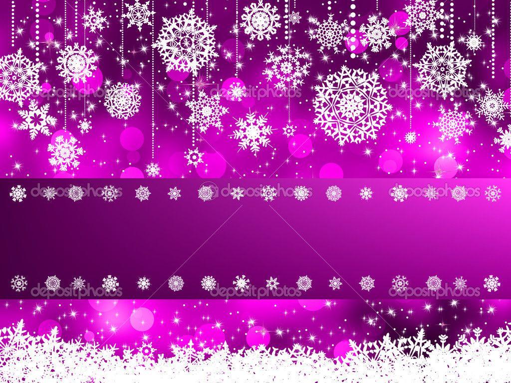 Christmas tree decorations pink - Purple Christmas Backgrounds Wallpapersafari