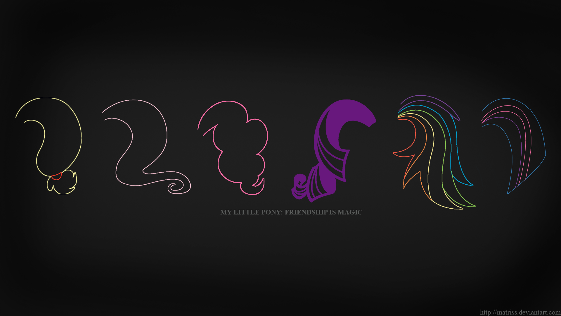 Mlp Fim Wallpapers 1920x1080
