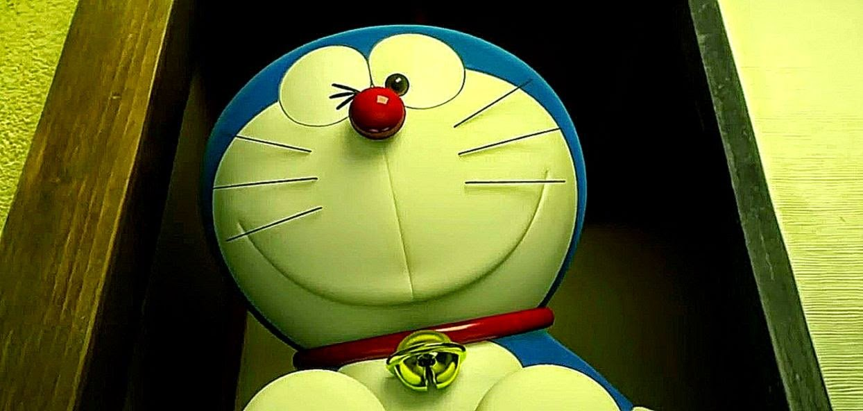 3D Film Stand By Me Doraemon Wallpapers Mega Wallpapers 1244x592