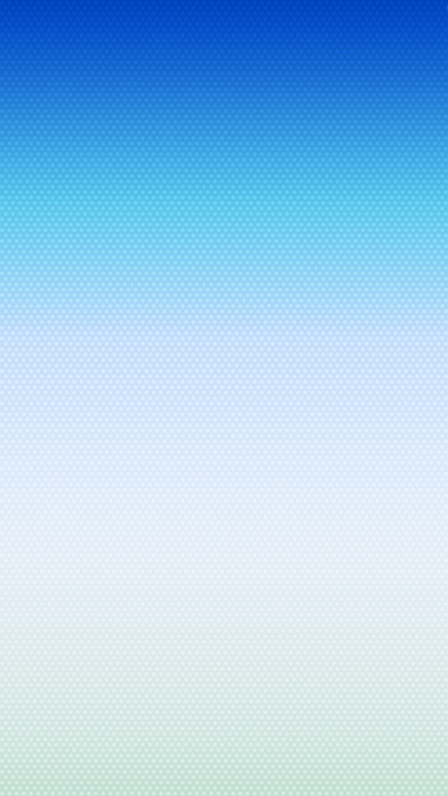 Blue Fade Dots iPhone 5 Wallpaper 640x1136 640x1136