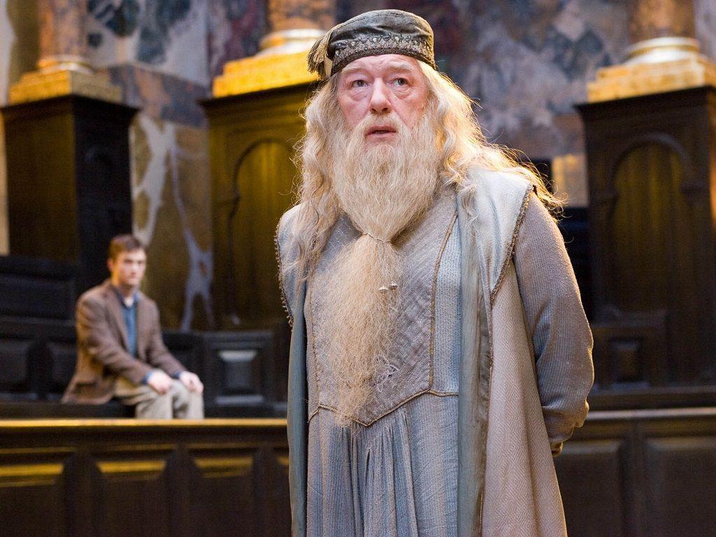 Albus Dumbledore Wallpaper HALLOWEEN in 2019 Harry potter 1024x768