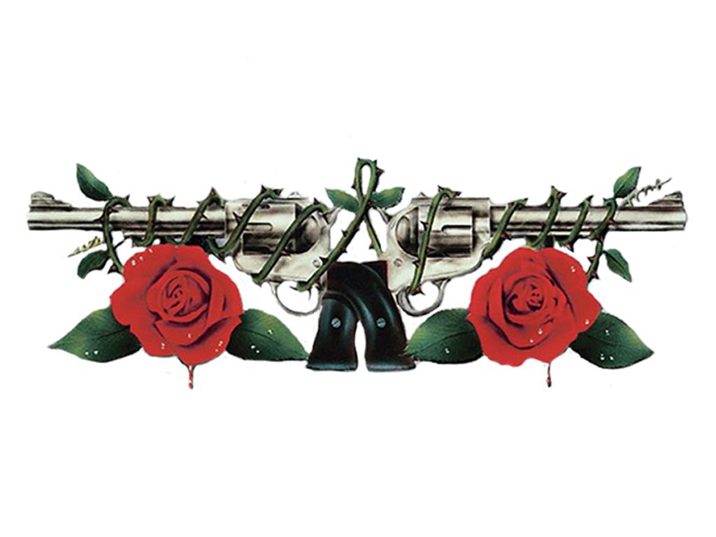 Rose Logo Images Images of Guns n Roses 1024x768