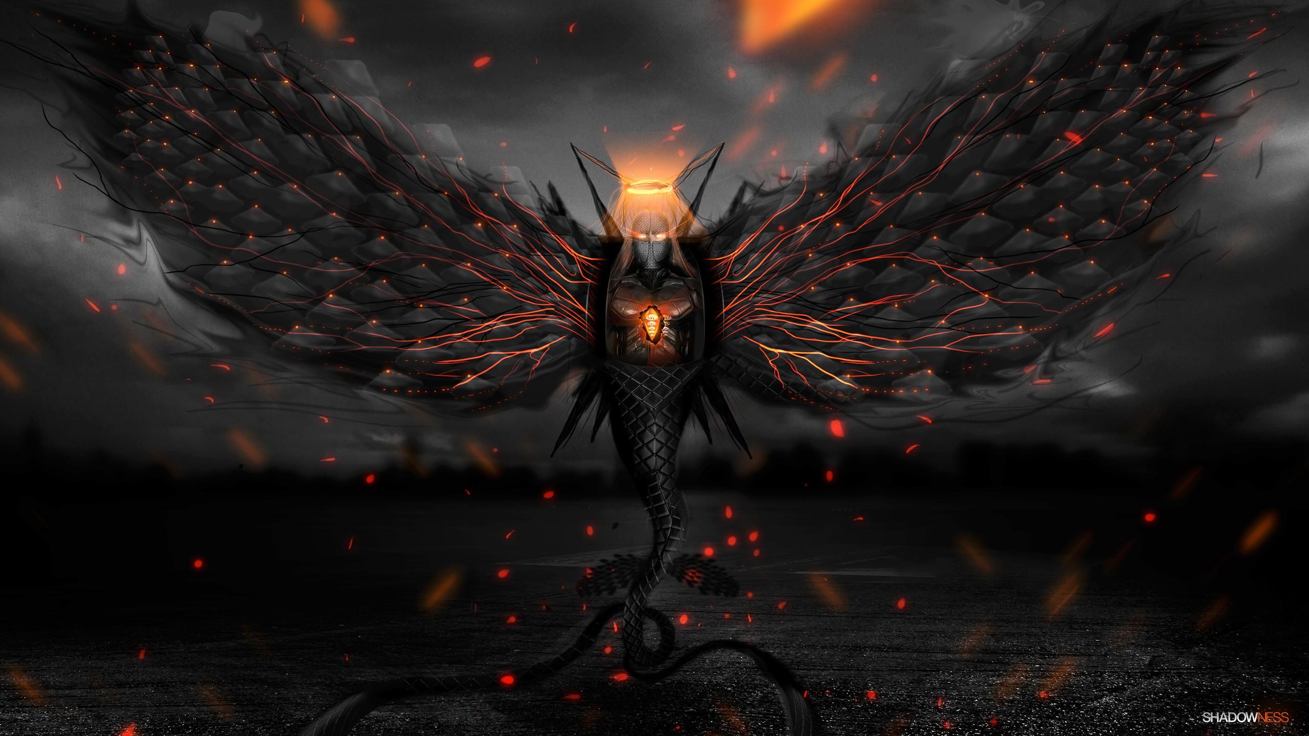 demon Wallpaper Background 20649 2560x1440