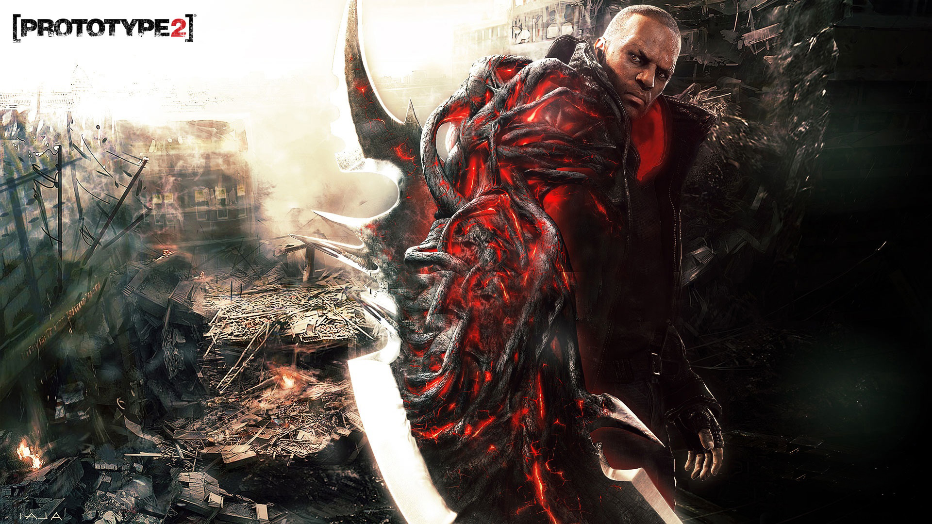 Prototype 2 Game Wallpapers HD Wallpapers 1920x1080
