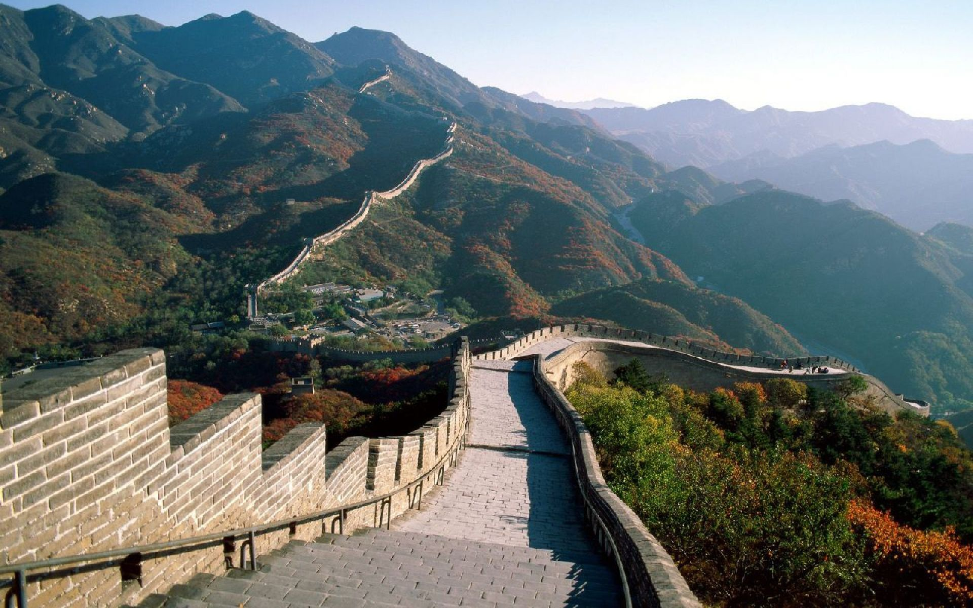 Great Wall of China Wallpapers   Top Great Wall of China 1920x1200