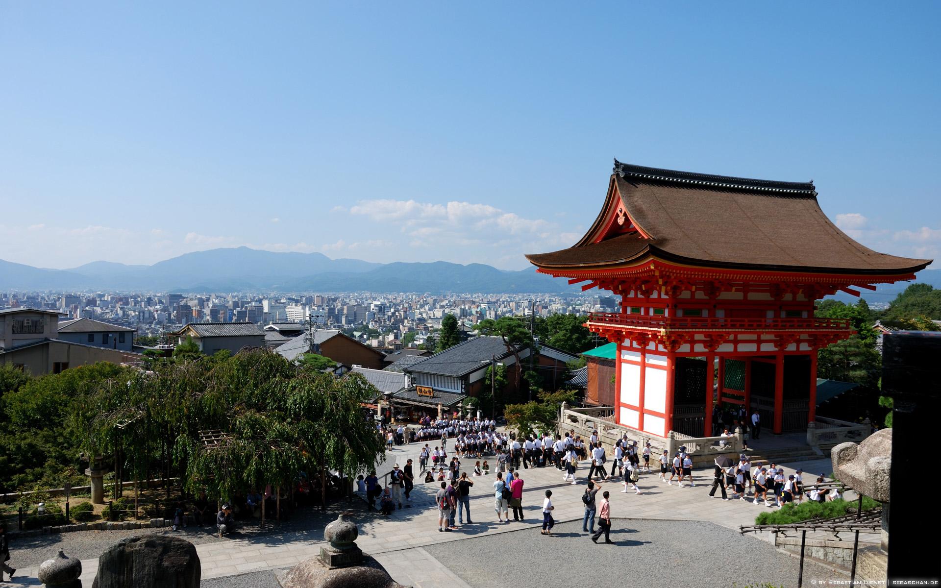 Kyoto Temple Wallpaper 1920x1200 1920x1200