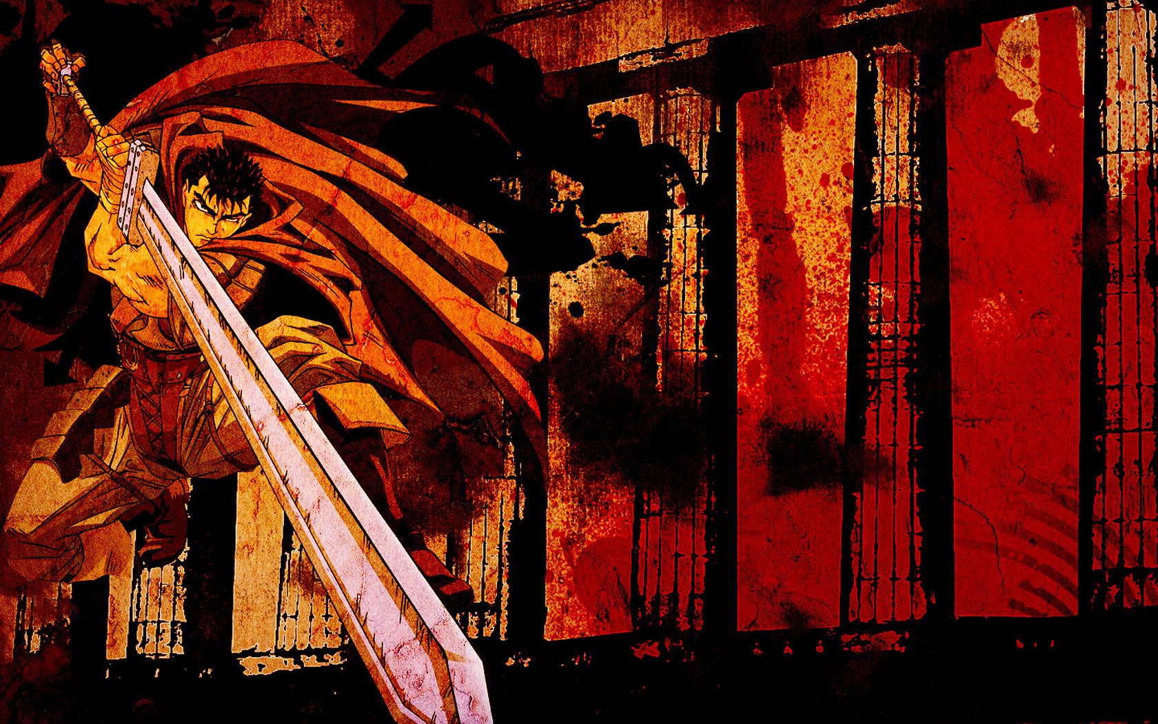 Anime Berserk Wallpaper 1680x1050 Anime Berserk 1680x1050