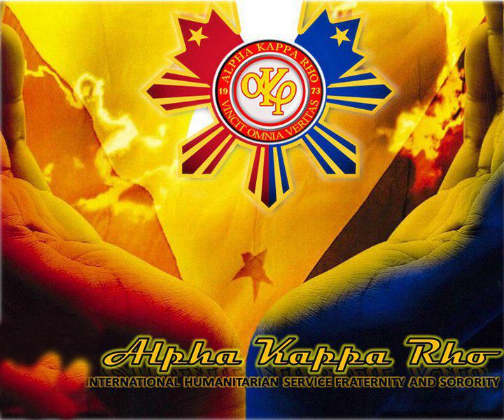 Alpha Kappa Rho Fraternity Logo 720x600