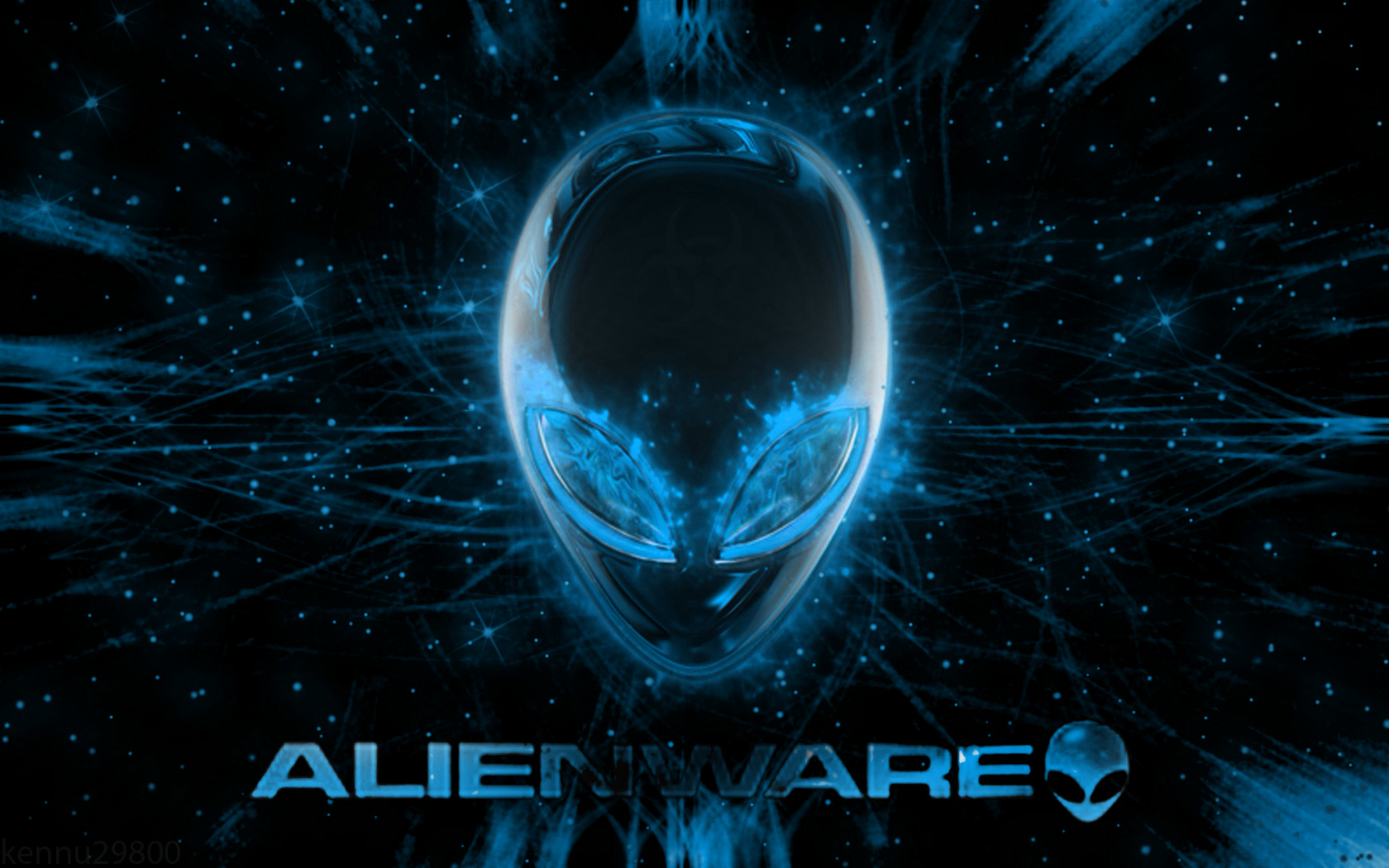 alienware animated boot screen 1680x1050