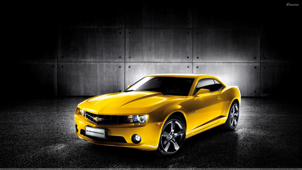 2011 Chevrolet Camaro Yellow in Side Pose 2016 Camaro dot com 1024x576