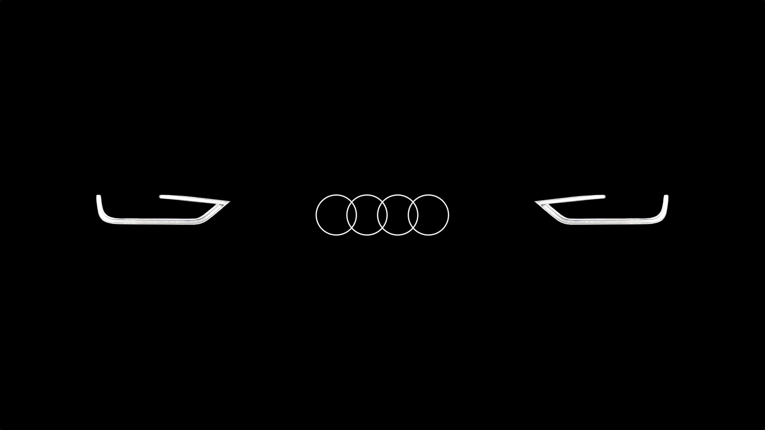 Audi Logo Wallpaper Wallpapersafari