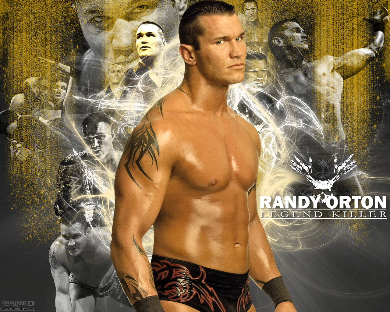 WWE Smackdown Raw Wallpapers Wwe Randy Orton Wallpapers 1280x1024
