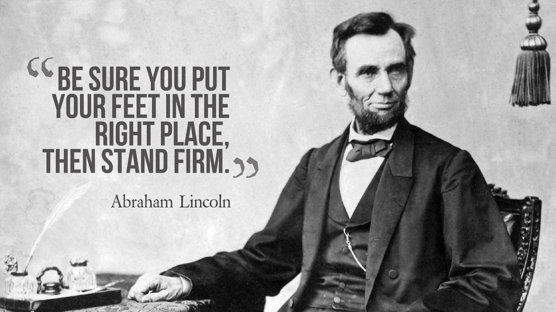 Abraham Lincoln Quotes Background Wallpaper 13771   Baltana 1920x1080