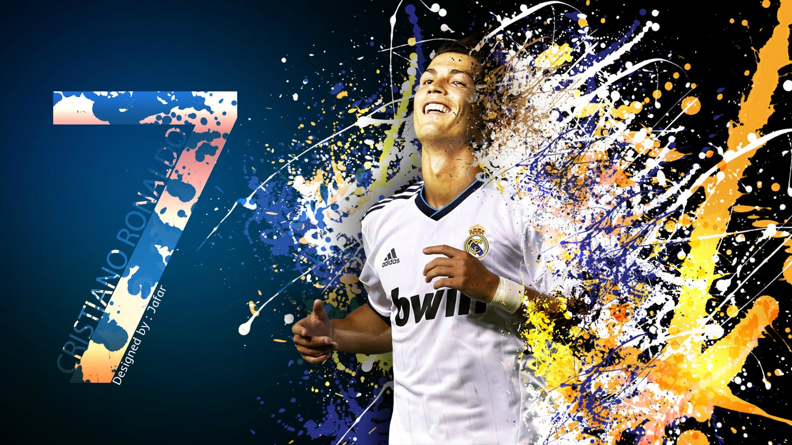 real madrid new hd wallpapers New collection of cr7 wallpapers 2015 1600x900