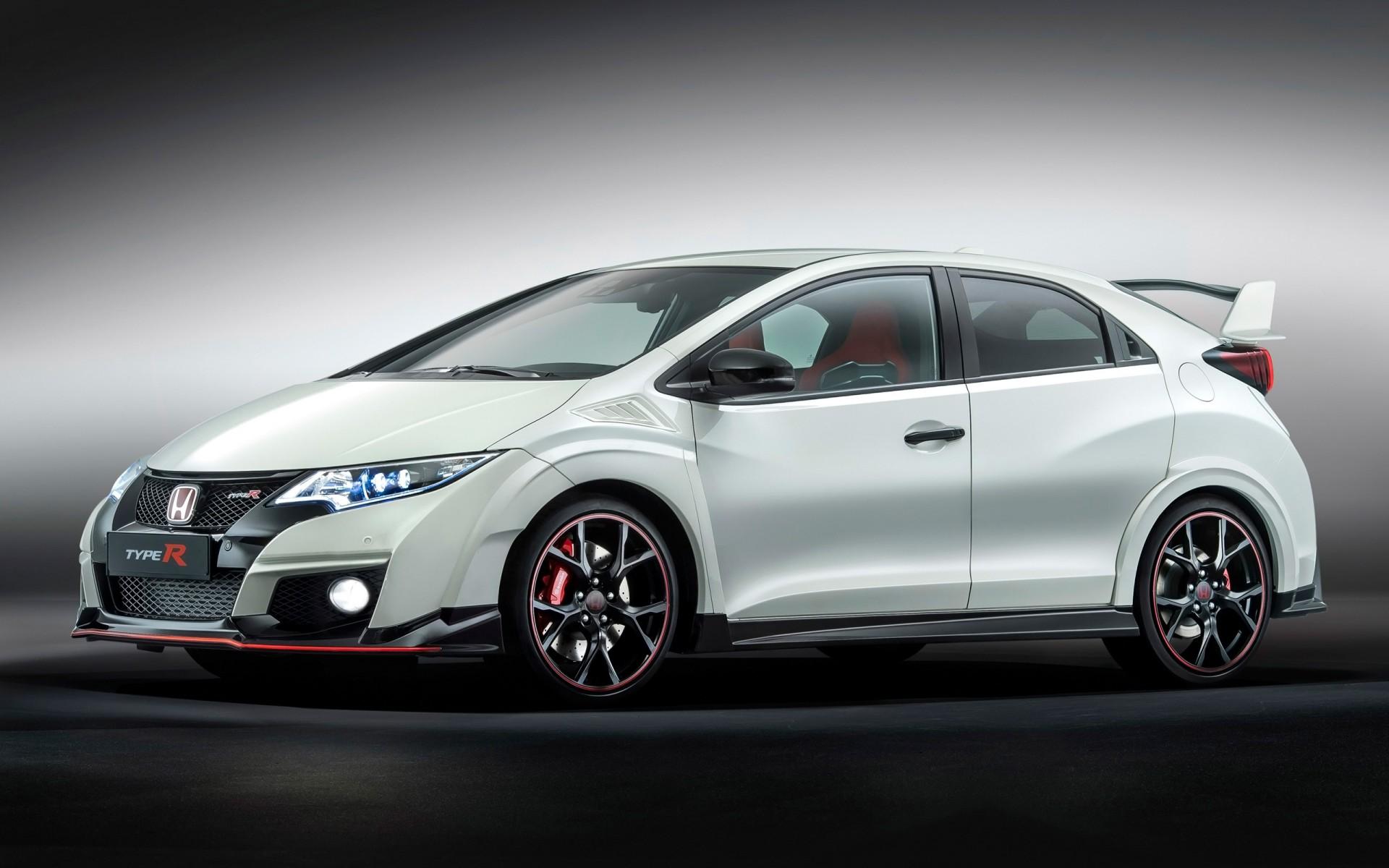 2015 Honda Civic Type R Wallpaper HD Car Wallpapers 1920x1200