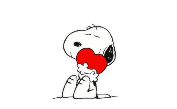 snoopy valentines day wallpaper 2015   Grasscloth Wallpaper 580x359