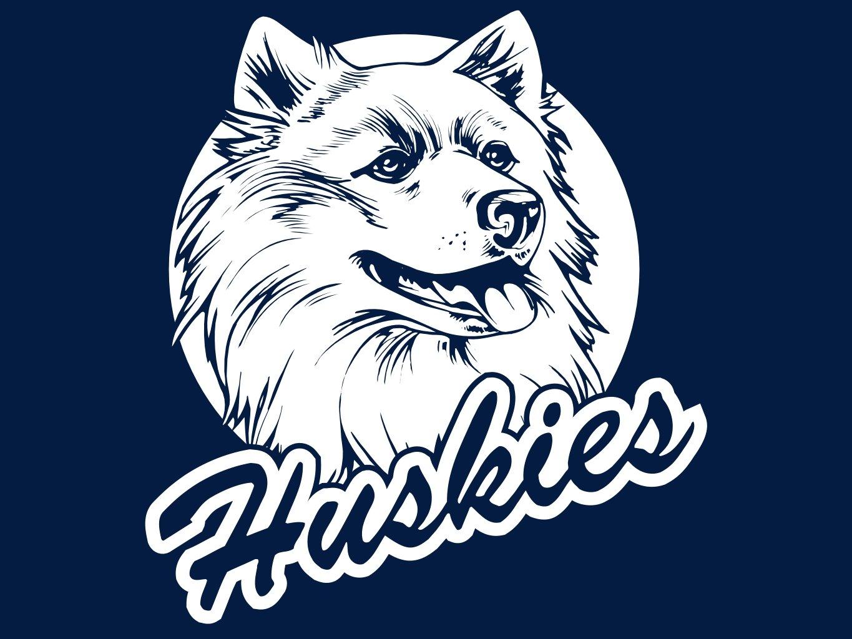 Uconn Huskies Logo Wallpaper Ncaa logos 1365x1024