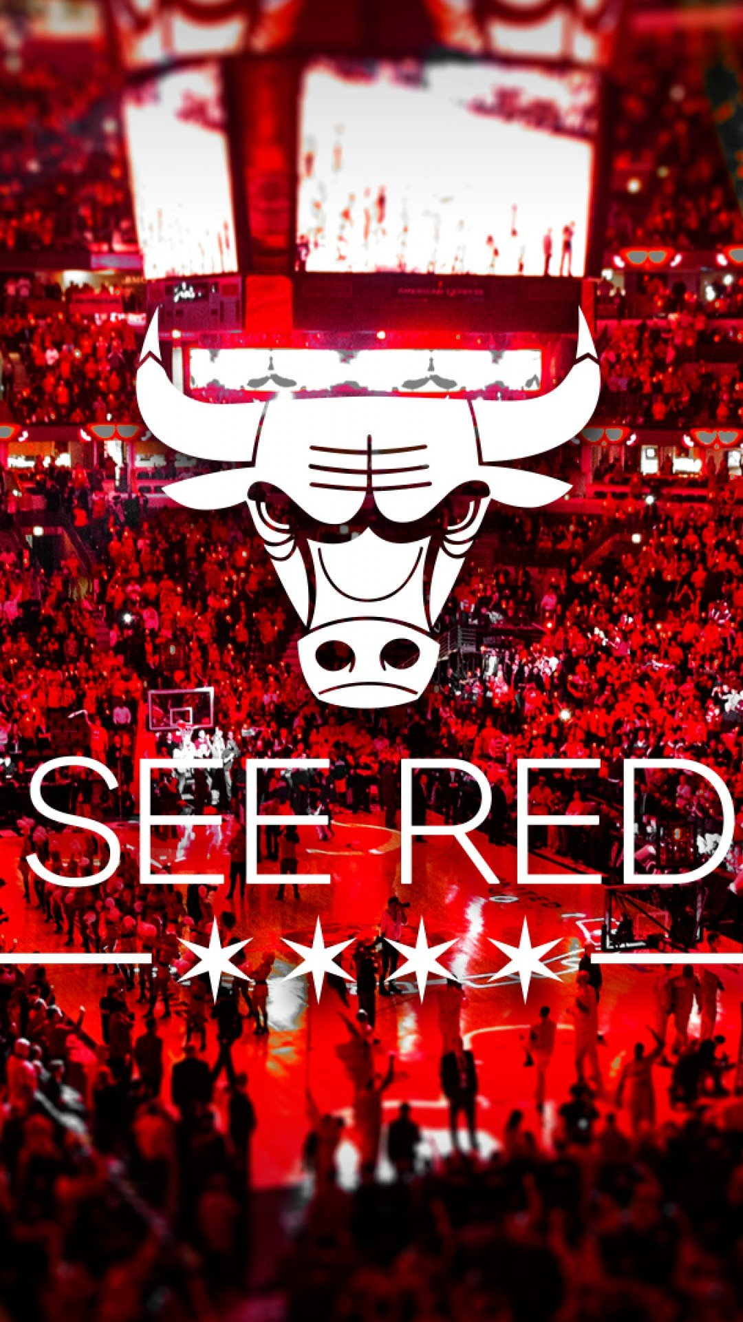 Chicago Bulls iPhone Backgrounds 1080x1920