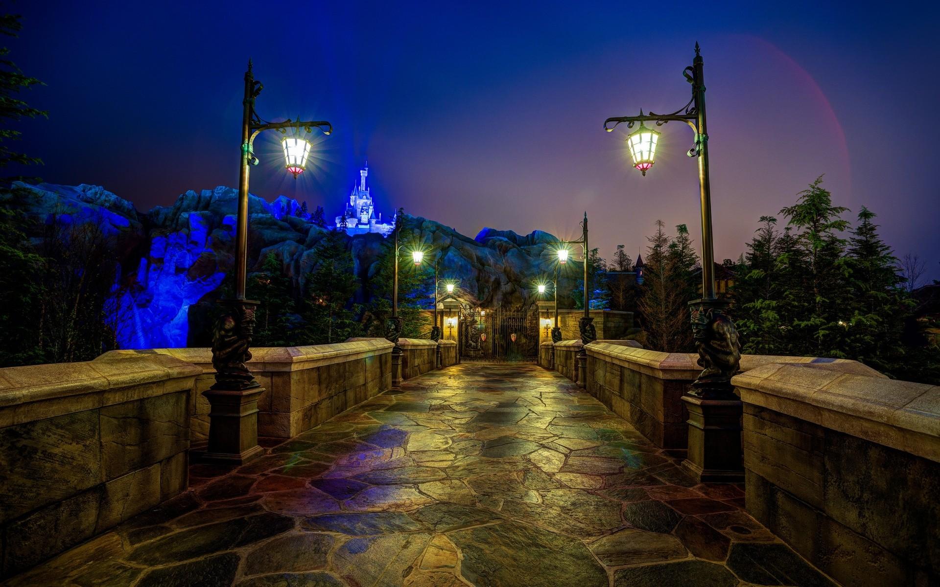 Magic Kingdom Usa Orlando Walt Disney World Grnt 123189 1920x1200