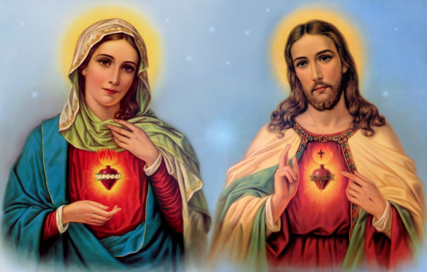 Mama Mary And Jesus Images Kids Coloring   europe travel 1440x916