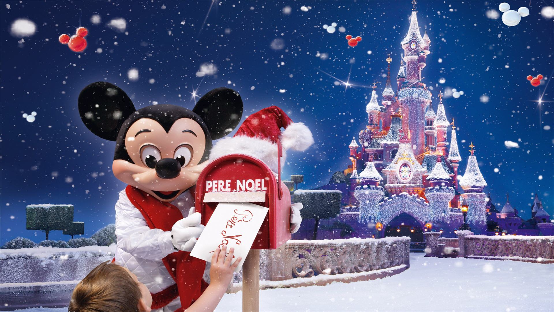 Wallpaper Christmas Disney wallpaper Desktop Wallpaper Christmas 1920x1080