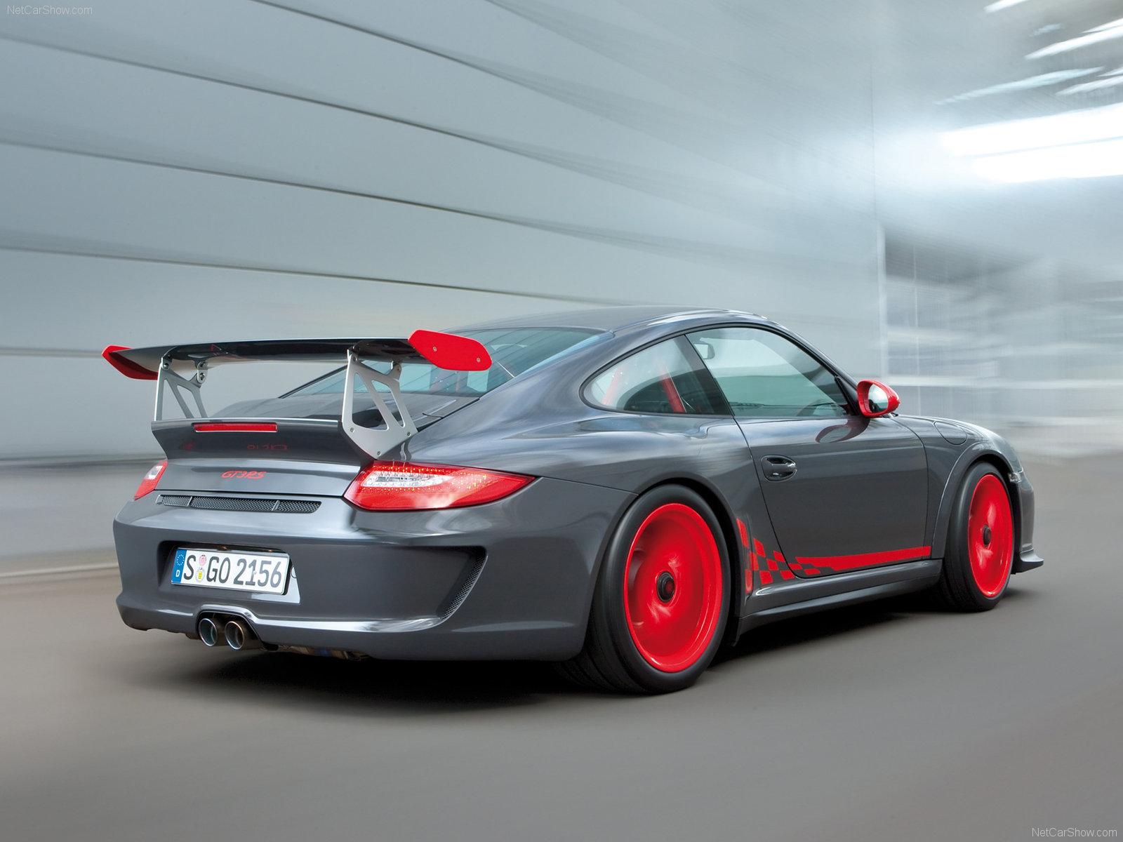 2010 Porsche 911 GT3 RS wallpapers 1600x1200