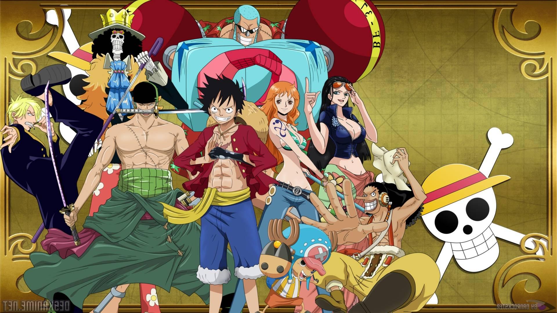 48 One Piece Wallpaper New World On Wallpapersafari