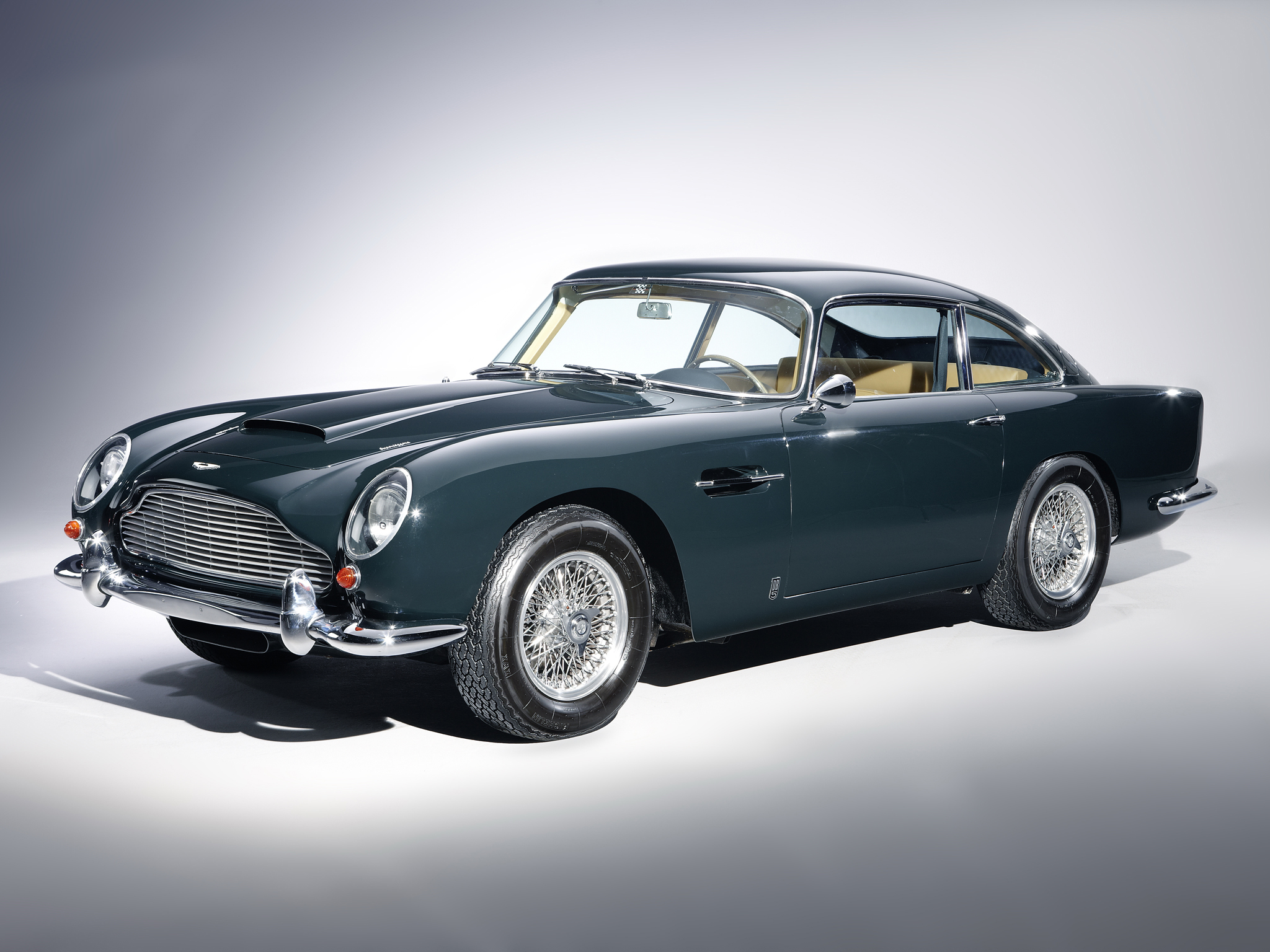 Aston Martin DB5 Vantage 19641965 wallpaper 2048x1536