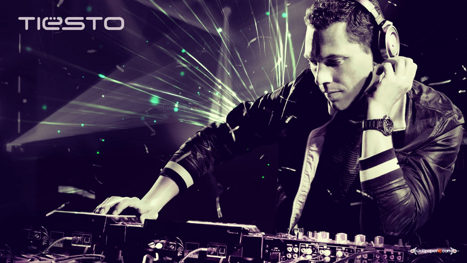 1600x900 Dj Tiesto wallpaper music and dance wallpapers 1600x900