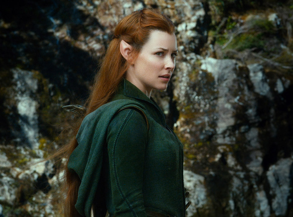 Evangeline Lilly as Tauriel 1024x759