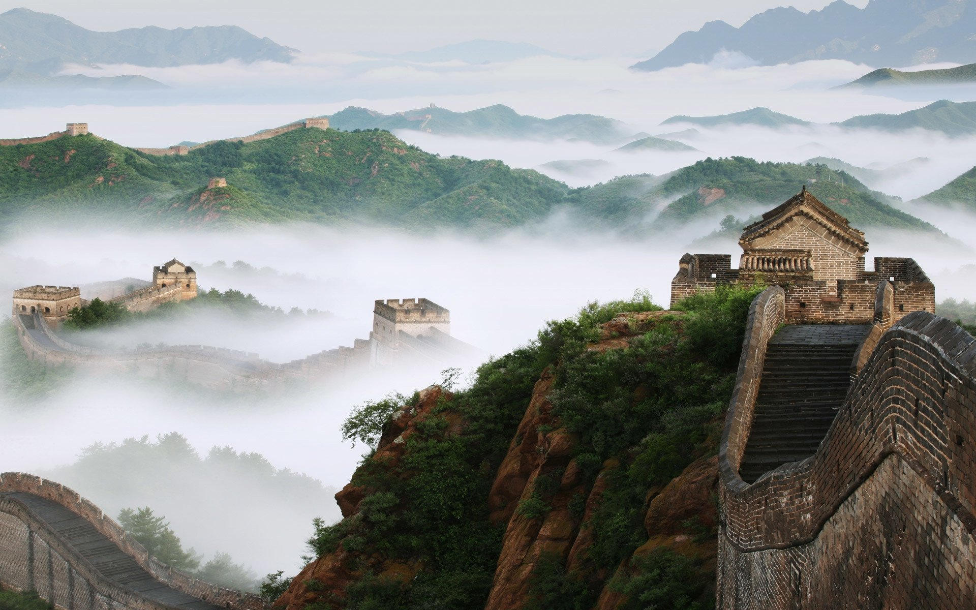 Free Download Best Great Wall Of China Wallpaper Id492508 For High