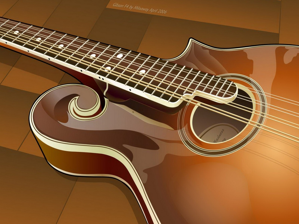 Hd Bass Guitar Wallpaper: Bass Guitar Desktop Wallpaper