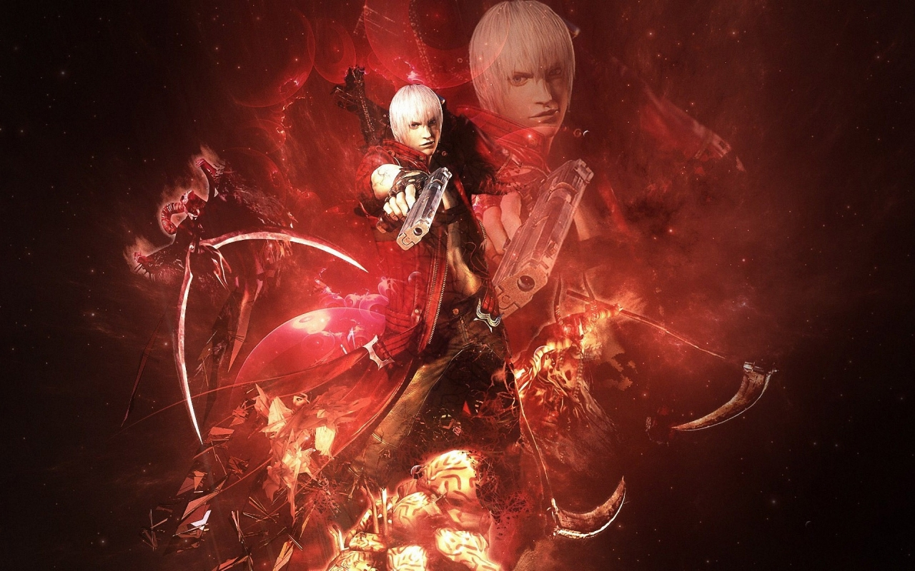 Devil May Cry 5 1280x800 Wallpapers 1280x800 Wallpapers Pictures 1280x800
