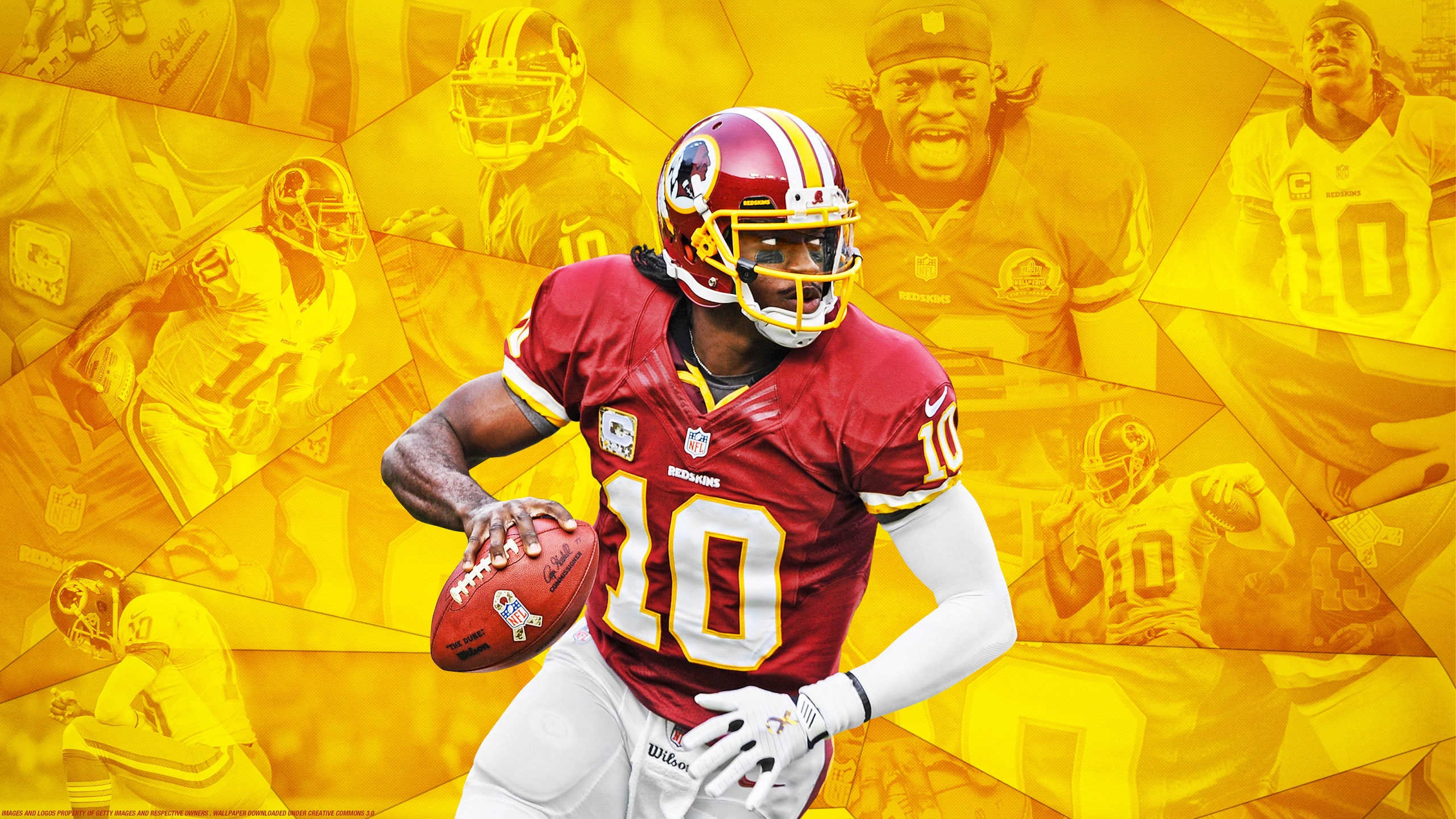 Redskins Robert Griffin III Wallpaper in High Resolution at Sports 2560x1440