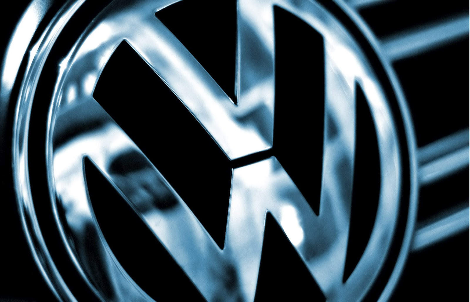 HD Wallpapers Volkswagen Logo Wallpaper 1600x1029