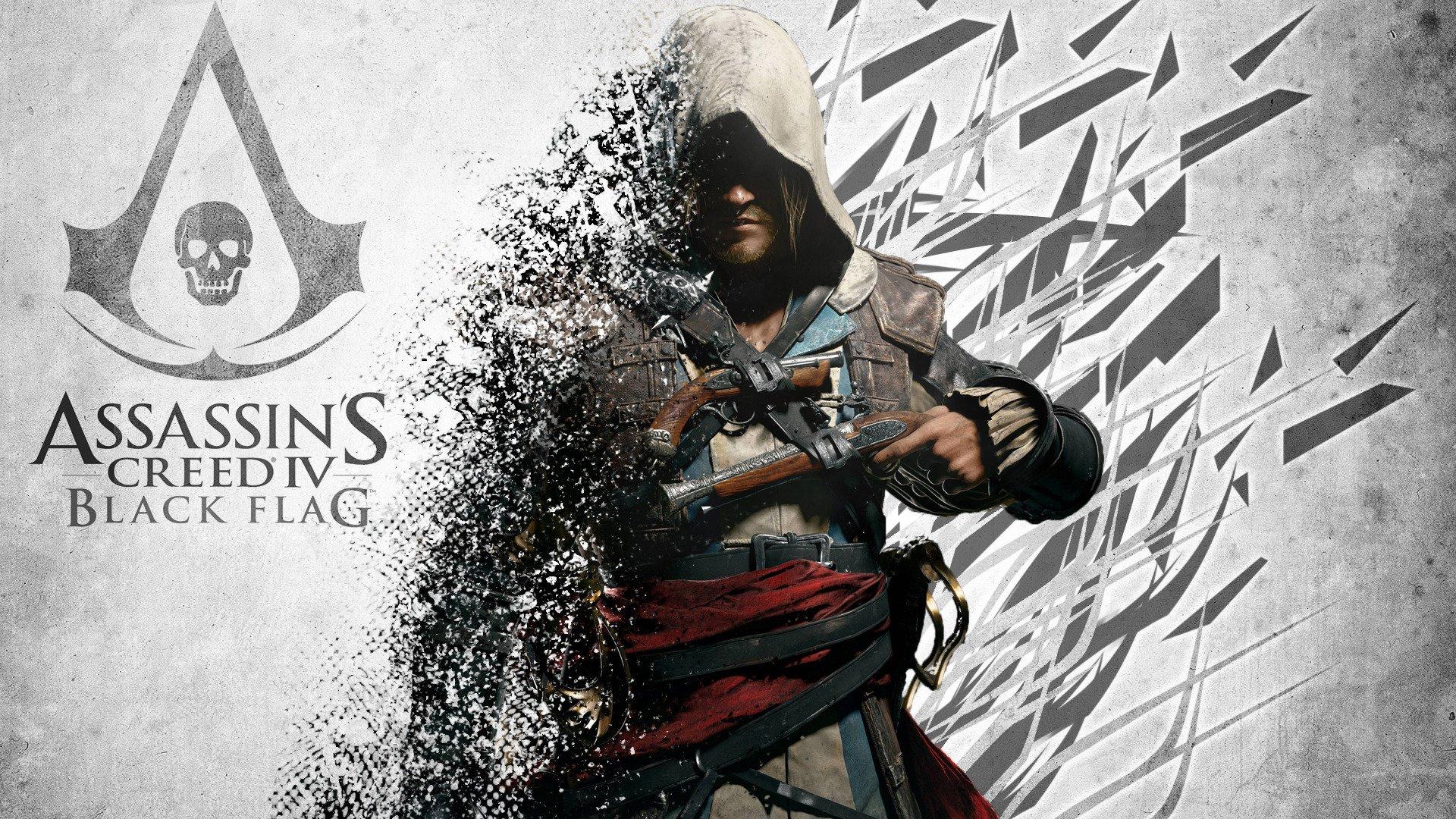assassins creed black flag wallpaper 4k
