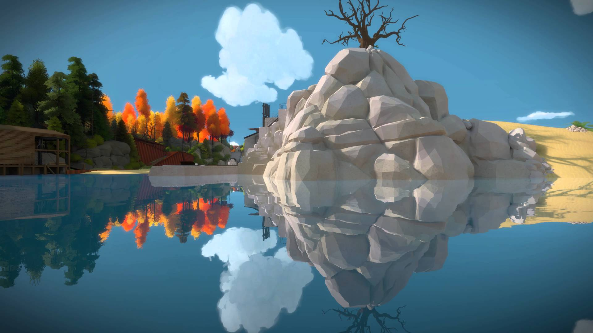 The Witness HD Wallpaper Background Image 1920x1080 ID 1920x1080