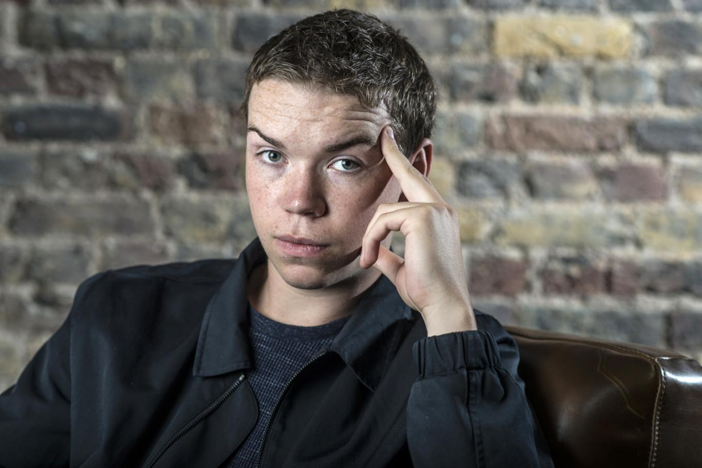 Will Poulter HQ Photos Full HD Pictures 1368x912