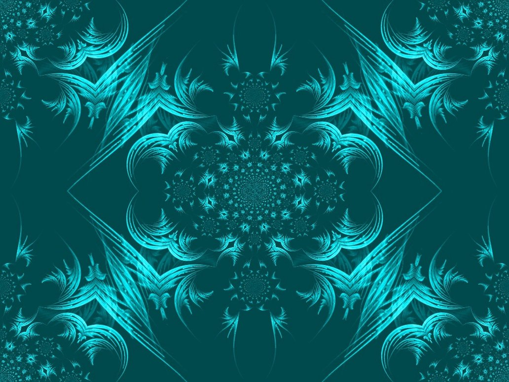 Pretty teal wallpapers wallpapersafari for Teal wallpaper