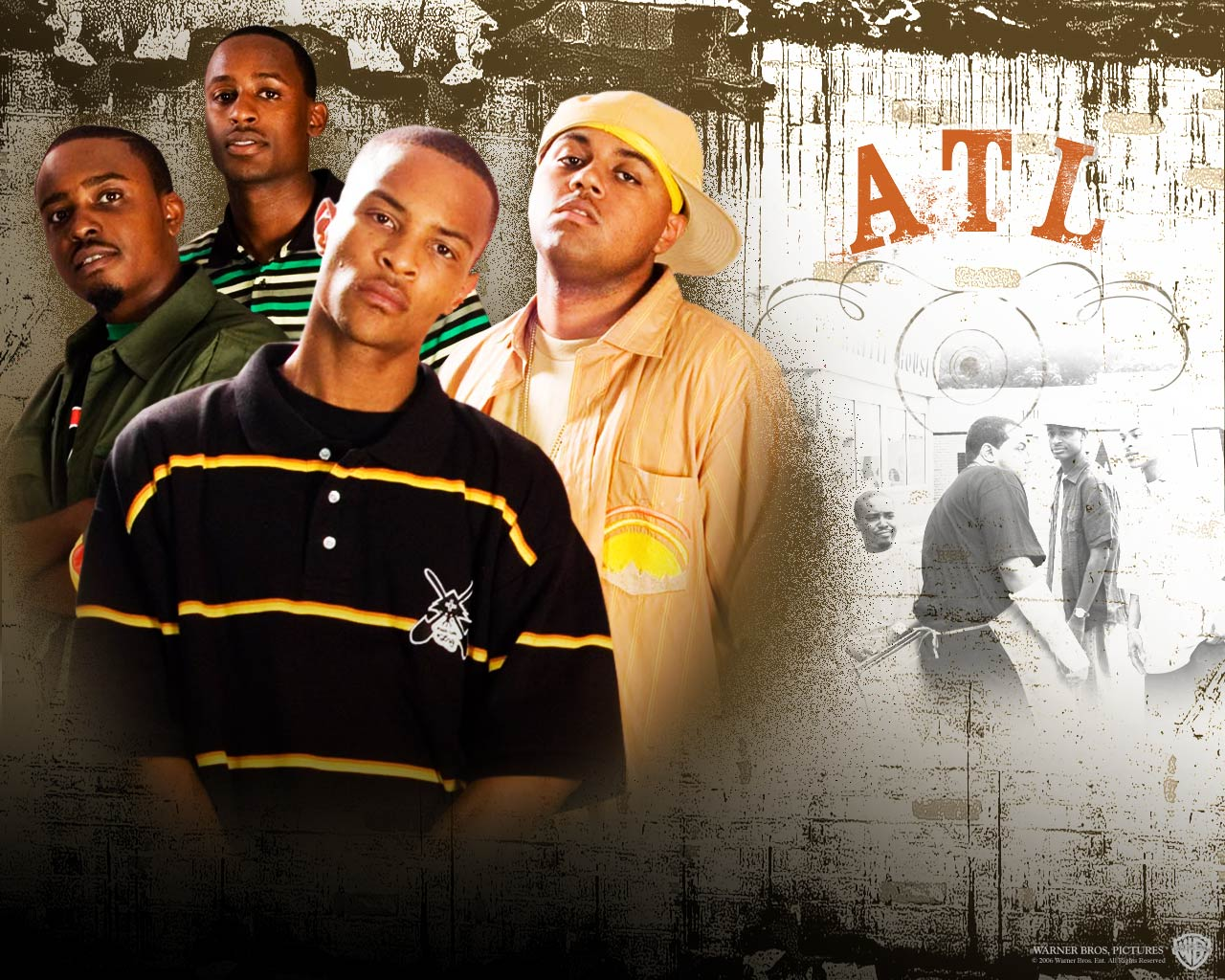 Watch Streaming HD ATL starring TI Lauren London Evan 1280x1024