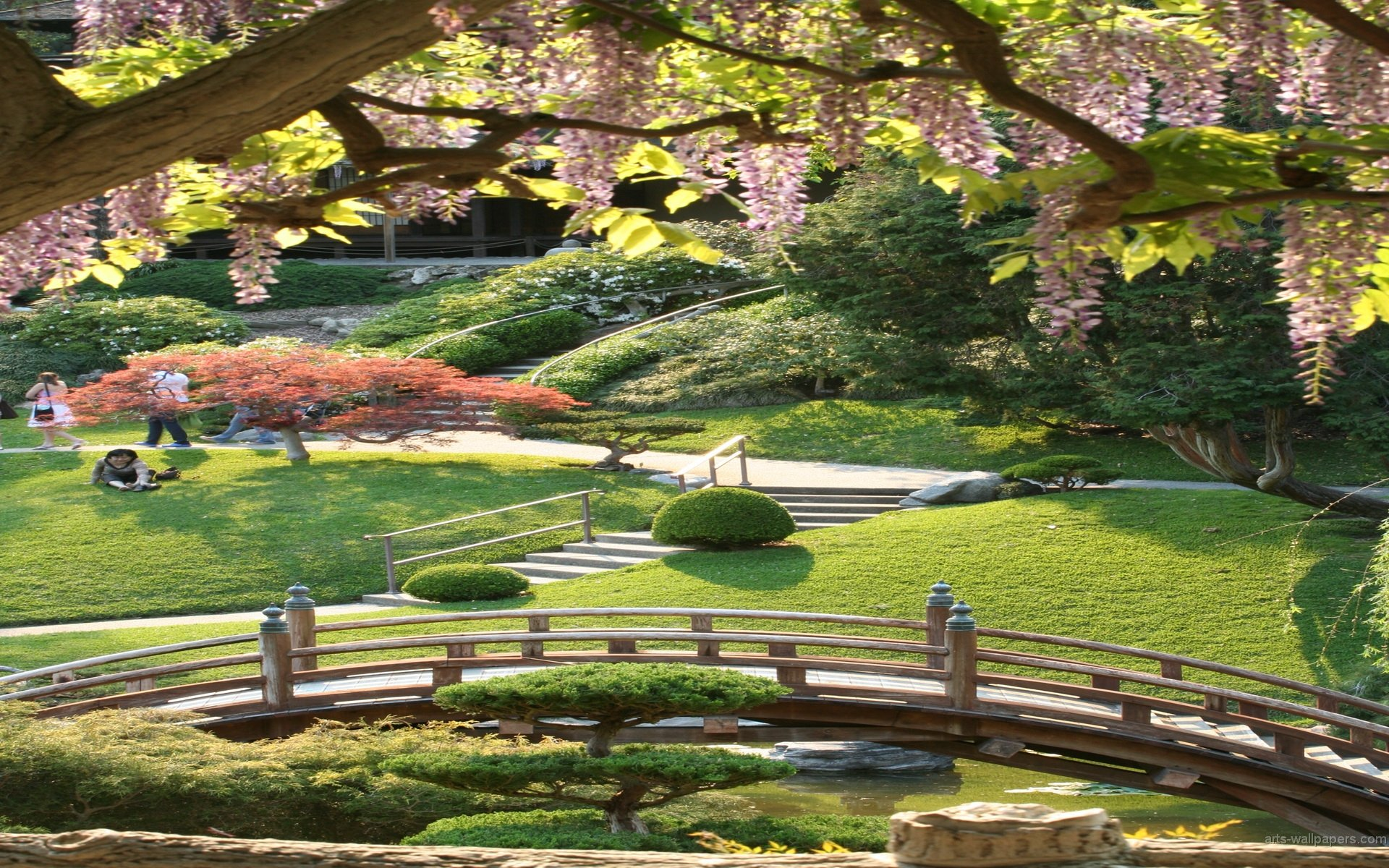 wallpaperscomtravel wallpapersJapaneseGarden Wallpapersimagepages 1920x1200
