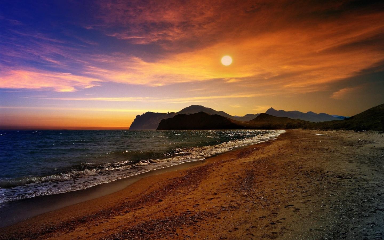 Crimea Beach Mac Wallpaper Download Mac Wallpapers Download 1440x900