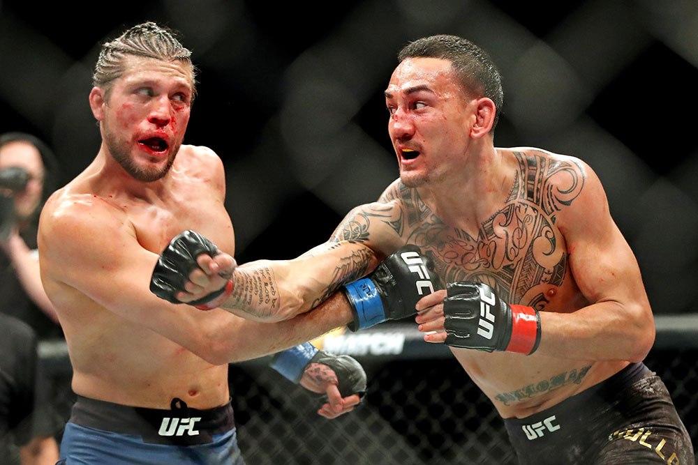Max Holloway def Brian Ortega at UFC 231 Best photos MMA Junkie 1000x667