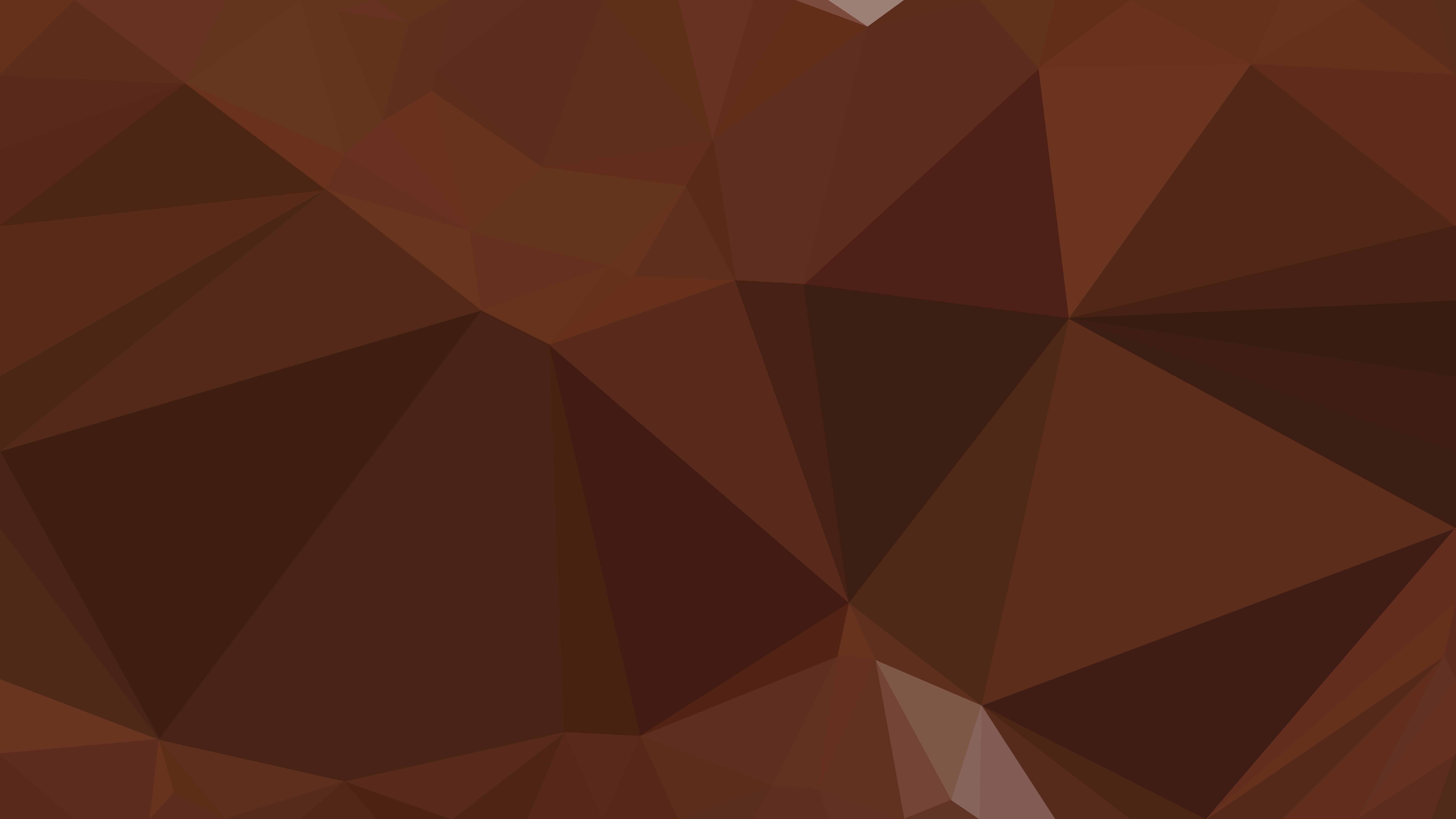 Coffee Brown Polygonal Background Design Image 8000x4500