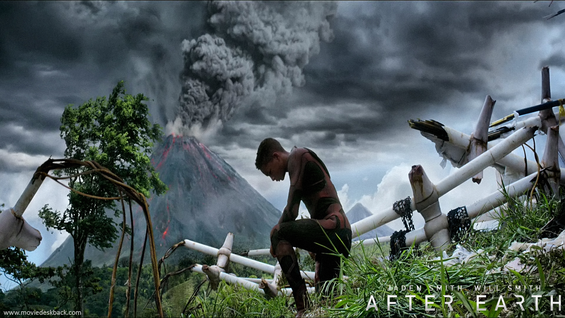 The Future and After Earth Welcome Back 1920x1080