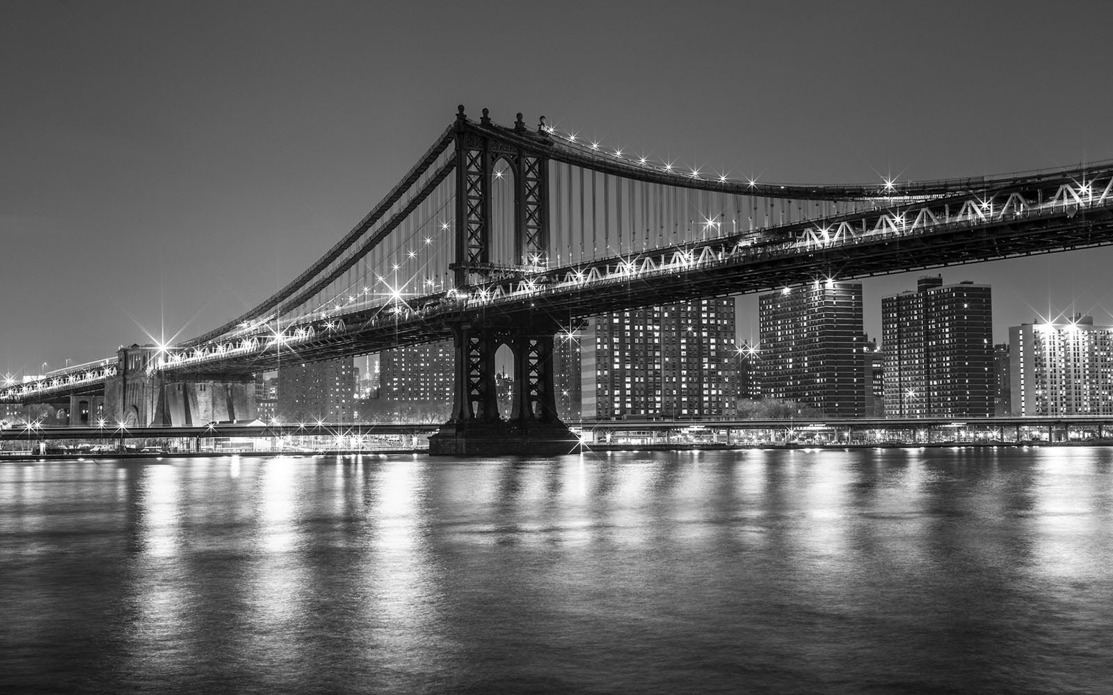 Manhattan Bridge Wallpapers and Background Images   stmednet 1600x1000