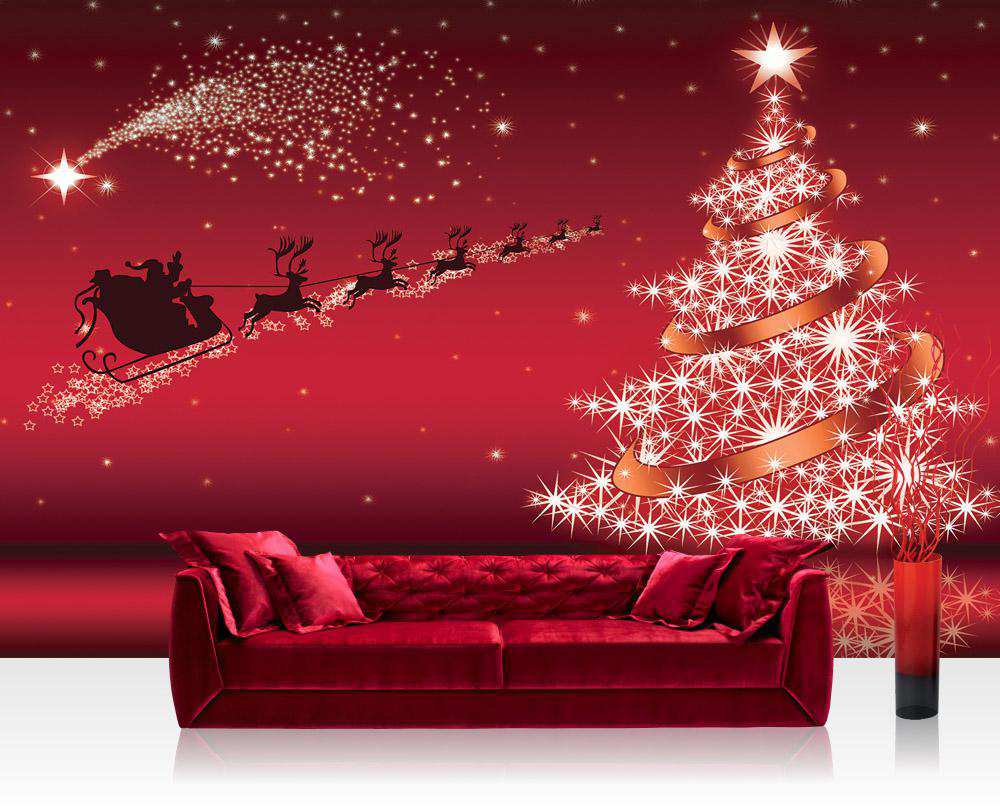 Wallpaper Models For Christmas Decoration In 2019 1000x808